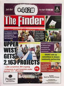 Newspaper headlines of Monday, October 12, 2020 6